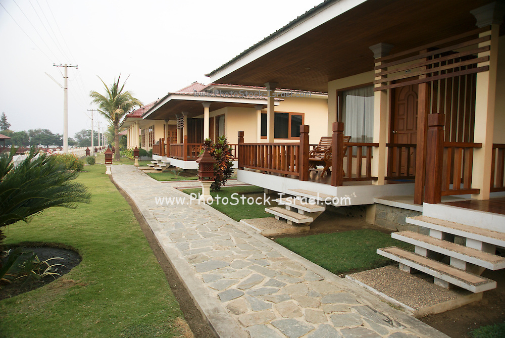Myanmar, Monywa Hotel