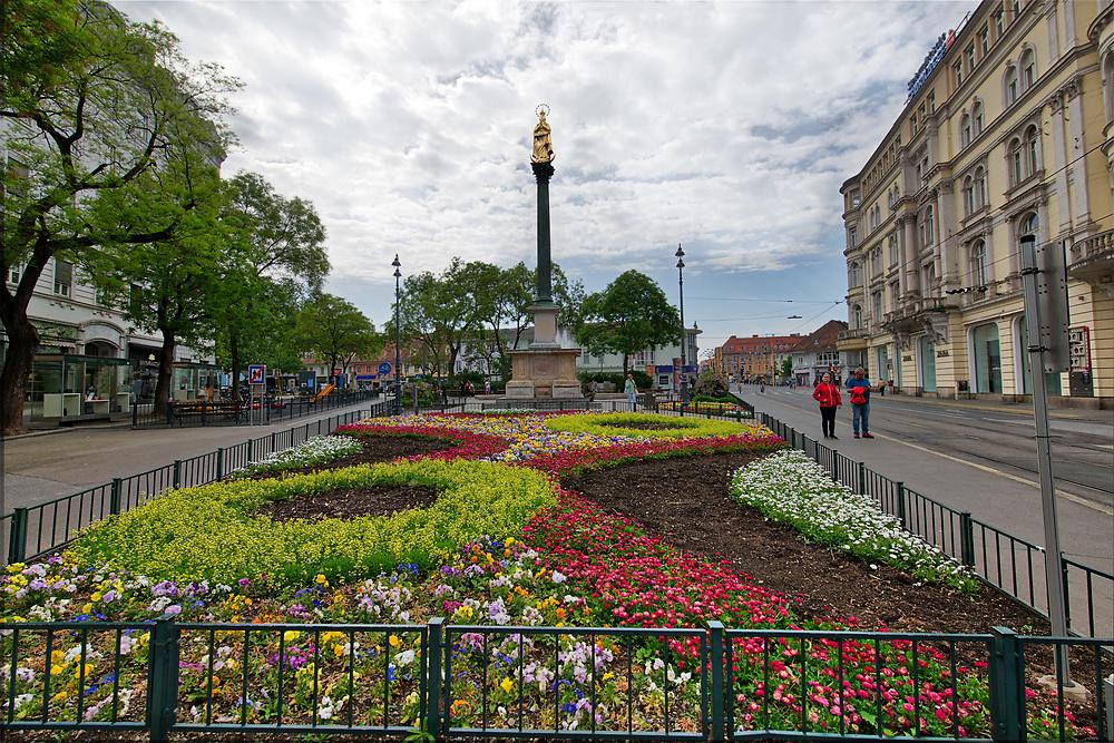 Graz flowers