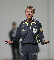 Fussball International Laenderspiel Testspiel Deutschland 2-0 Georgien Schiedsrichter Gerald Lehner (AUT)