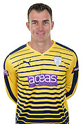 Hampshire all-rounder Ryan McLaren in the 2016 Natwest T20 Blast Shirt. Hampshire CCC Headshots 2016 at the Ageas Bowl, Southampton, United Kingdom on 7 April 2016. Photo by David Vokes.
