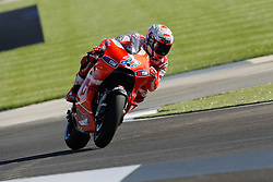 28.08.2010, Motor Speedway, Indianapolis, USA, MotoGP, Red Bull Indianapolis Grand Prix, im Bild Casey Stoner - Ducati team, EXPA Pictures © 2010, PhotoCredit: EXPA/ InsideFoto/ Semedia *** ATTENTION *** FOR AUSTRIA AND SLOVENIA USE ONLY!