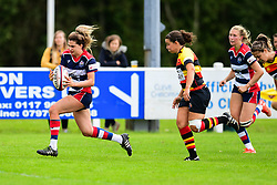 Lillian Stoeger of Bristol Ladies  - Mandatory by-line: Craig Thomas/JMP - 17/09/2017 - Rugby - Cleve Rugby Ground  - Bristol, England - Bristol Ladies  v Richmond Ladies - Women's Premier 15s
