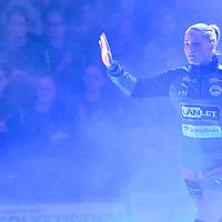 HBALL: 15-11-2017 - Nykøbing F. Håndboldklub - Ajax København - Dameligaen 2017-18