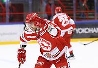 2020-03-07   Ljungby, Sverige: Troja-Ljungby (51) Jonatan Nielsen under matchen i Hockeyettan mellan IF Troja/Ljungby och Bodens HF i Ljungby Arena ( Foto av: Fredrik Sten   Swe Press Photo )<br /> <br /> Nyckelord: Ljungby, Ishockey, Hockeyettan, Ljungby Arena, IF Troja/Ljungby, Bodens HF, fstb200307, playoff, kval