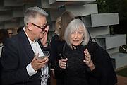NIKKI BELL; DORIS SAATCHI, Party  to celebrate Julia Peyton-Jones's  25 years at the Serpentine. London. 20 June 2016
