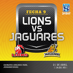 21,04,2017 The Emirates Lions and the Jaguares