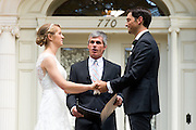 DENVER, CO - SEPTEMBER 1: Rehearsal dinner for Jordan Steffen and John Ingold's winning at Grant-Humphreys Mansion on October 1, 2016, in Denver, Colorado. (Photo by Daniel Petty/A&D Photography)