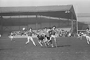 Interprovincial Railway Cup Football Final. Croke Park, Dublin. 17.03.1972. 17th March 1972. Leinster v. Munster