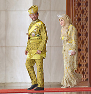 05.10.2017; Bandar Seri Begawan, Brunei: SULTAN HASSANAL BOLKIAH OF BRUNEI<br />