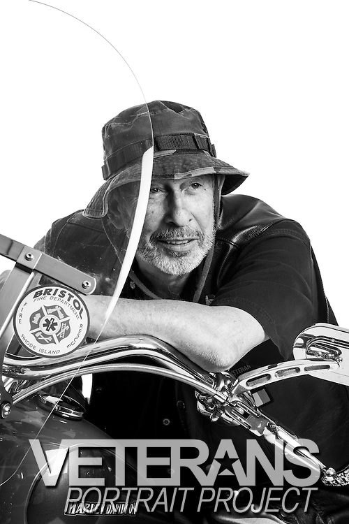 Al Cabral<br /> Army<br /> E-5<br /> Combat Engineer<br /> July 30, 1967 - 1970<br /> Vietnam War<br /> <br /> Veterans Portrait Project<br /> Laconia, NH<br /> Laconia Bike Week