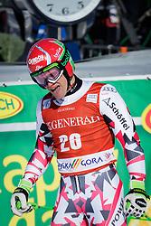 Roland Leitinger (AUT) during Men Giant Slalom race of FIS Alpine Ski World Cup 55th Vitranc Cup 2015, on March 4, 2016 in Kranjska Gora, Slovenia. Photo by Ziga Zupan / Sportida