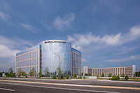 VA Architectural image of Patriot Ridge office building by Jeffrey Sauers of Commercial Photographics