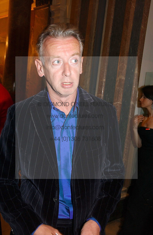 PROF.DAVID MACH RA at The Royal Academy dinner before the official opening of the Summer Exhibition held at the Royal Academy of Art, Burlington House, Piccadilly, London W1 on 6th June 2006.<br /><br />NON EXCLUSIVE - WORLD RIGHTS