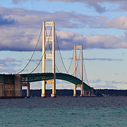 &quot;Along Mackinac Bridge&quot;<br />