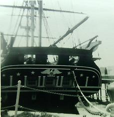 Boston & Plymouth historical and editorial stock photos circa 1970
