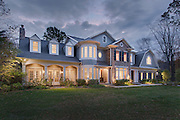 Baltimore County architectural image of residence by Jeffrey Sauers of Commercial Photographics, Architectural Photo Artistry in Washington DC, Virginia to Florida and PA to New England