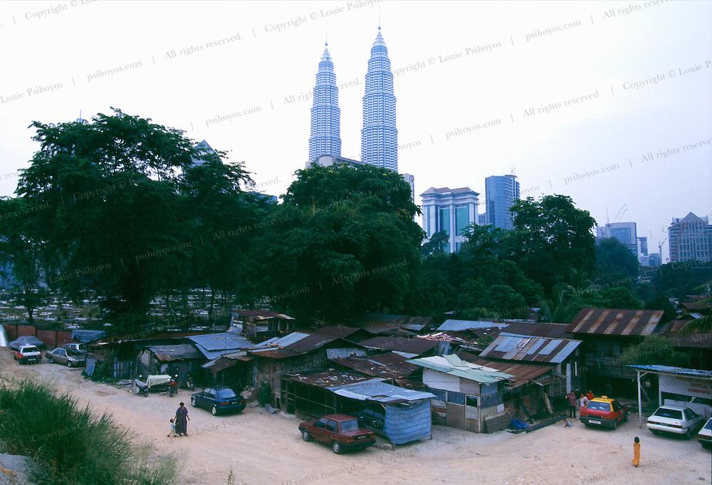 petronas towers 0037 neighborhood in kuala lumpur near towers