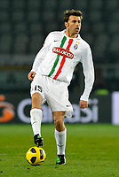 Andrea Barzagli (Juventus) <br /> Juventus Bologna 0-2 - <br />   Serie A Tim  2010-2011<br /> <br /> Norway only
