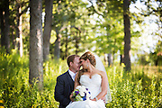 Ryan Compty and Stacy Poole wedding in Hartland, Wisconsin, Saturday, August 22, 2015.