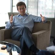 BP CEO Tony Hayward, photographed in BP's Washington office, on Tuesday, May 4, 2010.