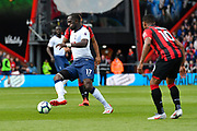 Moussa Sissoko (17) of Tottenham Hotspur during the Premier League match between Bournemouth and Tottenham Hotspur at the Vitality Stadium, Bournemouth, England on 4 May 2019.