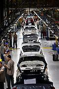 Betim_MG, Brasil...Linha de producao da FIAT em Betim...The production line FIAT in Betim...Foto: LEO DRUMOND / NITRO