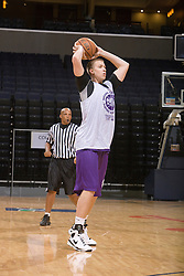 PF Travis Wear (Santa Ana, CA / Mater Dei).  The NBA Player's Association held their annual Top 100 basketball camp at the John Paul Jones Arena on the Grounds of the University of Virginia in Charlottesville, VA on June 18, 2008