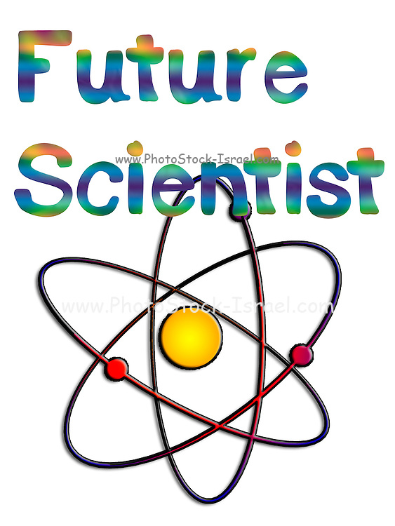 Famous humourous quotes series: Future Scientist for kids clothes
