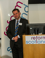 Pictured: Murdo Fraser<br /> Tory finance spokesman Murdo Fraser addressed an event organised by think tank Reform Scotland, and hosted by Shepherd and Wedderburn, which focused on the Scottish Budget.  This is part of the think tank's series of speeches on the Scottish Government's tax and spending plans<br /> <br /> Ger Harley | EEm 7 February 2017