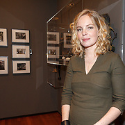 NLD/Amsterdam/20160128 - opening DWDD Pop Up Museum 2016, Beatrice de Graaf
