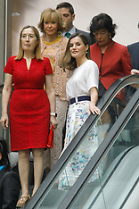 Queen Letizia At A Women For Africa Foundation's Event -  03 July 2018