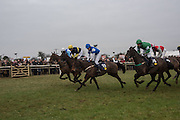 The Heythrop Hunt Point to Point. Cocklebarrow. 24 January 2016