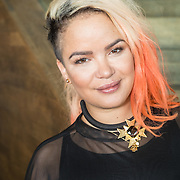 NLD/Amsterdam/20160829 - Seizoenspresentatie RTL 2016 / 2017, Eva Simons