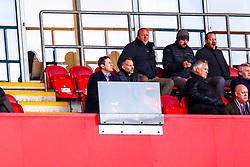Wales manager Ryan Giggs attends the match between Rotherham United and Blackburn Rovers - Mandatory by-line: Ryan Crockett/JMP - 02/03/2019 - FOOTBALL - Aesseal New York Stadium - Rotherham, England - Rotherham United v Blackburn - Sky Bet Championship