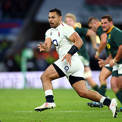 LONDON, ENGLAND - NOVEMBER 03: Ben Te'o of England during the Castle Lager Outgoing Tour match between England and South Africa at Twickenham Stadium on November 03, 2018 in London, England. (Photo by Steve Haag/Gallo Images)