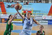 DESCRIZIONE : Cagliari Qualificazioni Campionati Europei 2011 Italia Lituania<br /> GIOCATORE : Angela Gianolla<br /> SQUADRA : Nazionale Italia Donne<br /> EVENTO : Qualificazioni Campionati Europei 2011<br /> GARA : Italia Lituania<br /> DATA : 11/08/2010 <br /> CATEGORIA : Tiro<br /> SPORT : Pallacanestro <br /> AUTORE : Agenzia Ciamillo-Castoria/M.Gregolin<br /> Galleria : Fip Nazionali 2010 <br /> Fotonotizia : Cagliari Qualificazioni Campionati Europei 2011 Italia Lituania<br /> Predefinita :