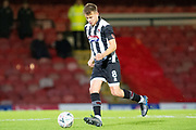 Jake Hessenthaler of Grimsby Town during the The FA Cup match between Grimsby Town FC and Newport County at Blundell Park, Grimsby, United Kingdom on 9 November 2019.