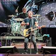 Washington, DC- September 1, 2016-Bruce Springsteen and the E Street Band perform at National during The River Tour 2016. (Photo by Richie Downs)
