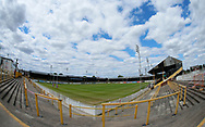 General Stadium view ahead of Castleford Tigers vs Leeds Rhinos during the Betfred Super League match at the Mend-A-Hose Jungle, Castleford<br /> Picture by Stephen Gaunt/Focus Images Ltd +447904 833202<br /> 08/07/2018