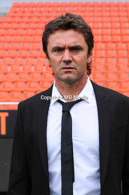 Sylvain Ripoll during the Fc Lorient photocall for the season 2016/2017 in Lorient on September 16th 2016<br /> Photo : Philippe Le Brech / Icon Sport