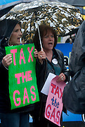 © 2011 StartPoint Media, Inc. Marcellus Shale Gas Tax Range Resources Protest at Local 23 Southpointe, Canonsburg, Pa. Jane Coppola, Peters Twp