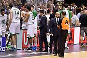 DESCRIZIONE : Milano Lega A 2013-14 EA7 Emporio Armani Milano vs Montepaschi Siena playoff Finale gara 5<br /> GIOCATORE : Jacopo Menghetti Arbitro<br /> CATEGORIA : Fairplay Arbitro<br /> SQUADRA : Montepaschi Siena<br /> EVENTO : Finale gara 5 playoff<br /> GARA : EA7 Emporio Armani Milano vs Montepaschi Siena playoff Finale gara 5<br /> DATA : 23/06/2014<br /> SPORT : Pallacanestro <br /> AUTORE : Agenzia Ciamillo-Castoria/GiulioCiamillo<br /> Galleria : Lega Basket A 2013-2014  <br /> Fotonotizia : Milano Lega A 2013-14 EA7 Emporio Armani Milano vs Montepaschi Siena playoff Finale gara 5<br /> Predefinita :
