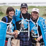 Edinburgh Kiltwalk 2013