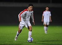 Korea DPR vs Nantes FC (0-0) 09/10/09 North Korea's Cha Jung Hyok. Photo Patrick McCann/Fotosports International