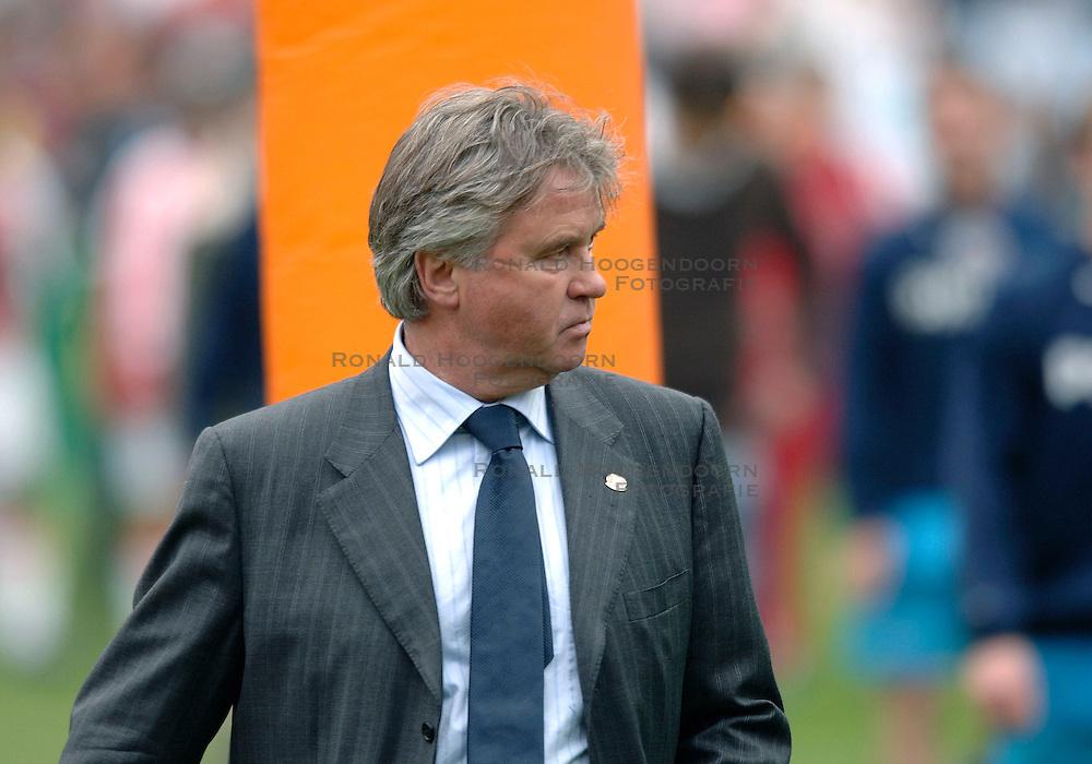 07-05-2006 VOETBAL: FINALE GATORADE CUP: AJAX - PSV: ROTTERDAM<br /> Guus Hiddink<br /> &copy;2006-WWW.FOTOHOOGENDOORN.NL