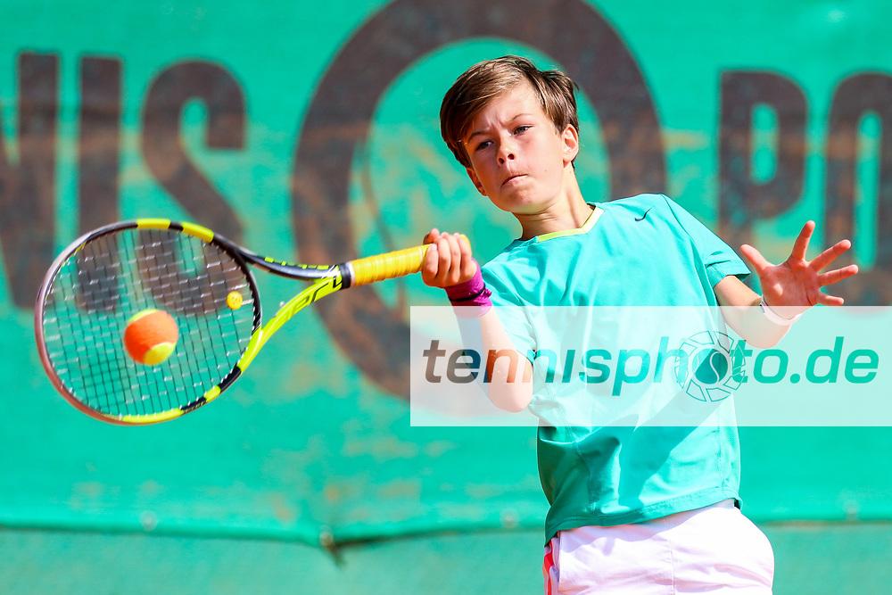 Joshua Ben Ledermann (TC Blau Weiss Berlin),  LTTC Rot Weiß Kids Cup - Masters, Berlin, 03.09.2016, Foto: Claudio Gaertner