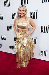 Nov. 13, 2018 - Nashville, Tennessee; USA - Singer HEATHER MORGAN attends the 66th Annual BMI Country Awards at BMI Building located in Nashville.   Copyright 2018 Jason Moore. (Credit Image: © Jason Moore/ZUMA Wire)