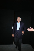LORD EVELYN DE ROTHSCHILD, Dinner given by Established and Sons to celebrate Elevating Design.  P3 Space. University of Westminster, 35 Marylebone Rd. London NW1. -DO NOT ARCHIVE-© Copyright Photograph by Dafydd Jones. 248 Clapham Rd. London SW9 0PZ. Tel 0207 820 0771. www.dafjones.com.