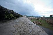 Portobelo es un puerto natural y un poblado ubicado en la República de Panamá. Una de las poblaciones más importantes de América durante la época colonial y puerto por el que pasó la mayoría de las riquezas que España embarcó hacia Europa procedentes de la conquista de la actual América del Sur.  Victoria Murillo/Istmophoto.com