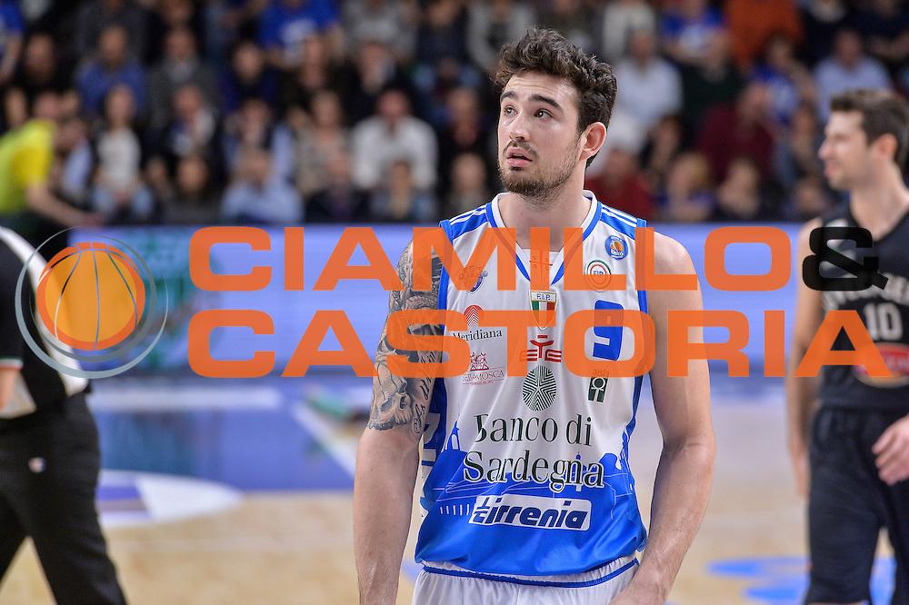 DESCRIZIONE : Beko Legabasket Serie A 2015- 2016 Dinamo Banco di Sardegna Sassari - Pasta Reggia Juve Caserta<br /> GIOCATORE : Joe Alexander<br /> CATEGORIA : Ritratto<br /> SQUADRA : Dinamo Banco di Sardegna Sassari<br /> EVENTO : Beko Legabasket Serie A 2015-2016<br /> GARA : Dinamo Banco di Sardegna Sassari - Pasta Reggia Juve Caserta<br /> DATA : 03/04/2016<br /> SPORT : Pallacanestro <br /> AUTORE : Agenzia Ciamillo-Castoria/L.Canu